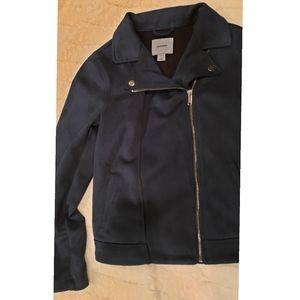 Jackets & Blazers - OLD NAVY moto jacket
